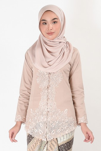 Kebaya Darmani Mocha (Top Only)