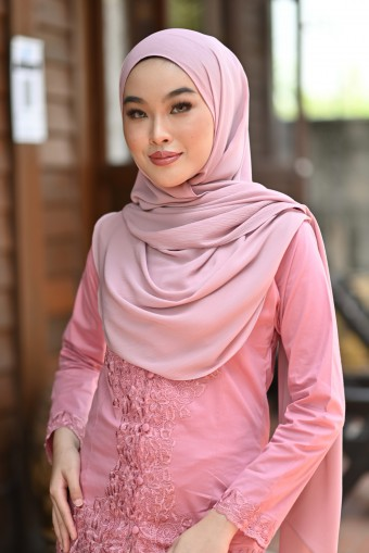 (READY STOCK) MODESTRO Pure in Delicate Pink
