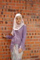 Kutu Baru Luxe - LAVENDER (TOP ONLY)