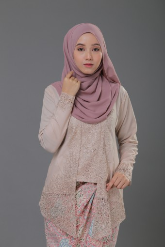 Kutu Baru Luxe - BEIGE (TOP ONLY)
