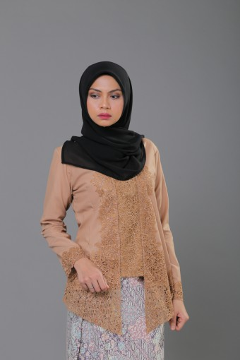 Kutu Baru Luxe - MOCHA (TOP ONLY)