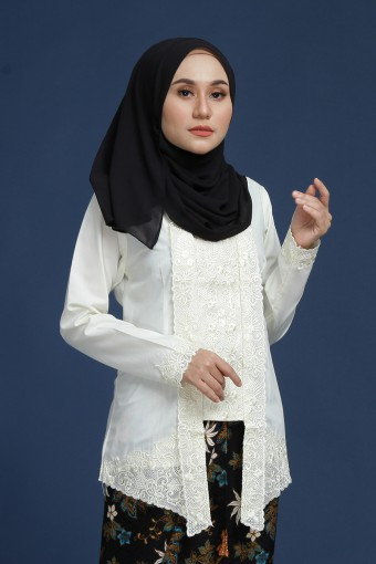 Kutu Baru DYAN - LIGHT YELLOW (TOP ONLY)