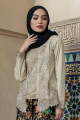 Kutu Baru Chitra - KHAKI (TOP ONLY)