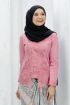 Kutu Baru Chitra - FLAMINGO PINK (TOP ONLY)