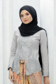 Kutu Baru Chitra - ASH GREY (TOP ONLY)