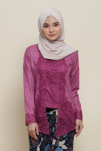 Kutu Baru Luxe - BERRY (TOP ONLY)