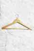 Byhisdaisy Engraved Wooden Hanger - LIMITED EDITION
